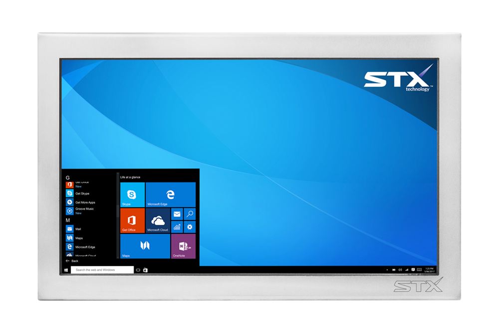 x7500 touch screen pc
