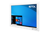 X7517-RT Industrial Panel Monitor with Resistive Touch Screen