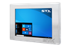X7510-RT Industrial Panel Monitor with Resistive (RT) Touch Screen