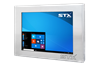 X7508-RT Industrial Panel PC - Fully Sealed Fanless Computer For Harsh Environments with Resistive Touch Screen