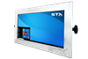 X7018-RT Resistive Touch Screen Monitor