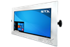 X7024-RT Resistive Touch Screen Monitor