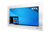 X4218-GS-RT Industrial Touch Monitor with native Carel's Boss support