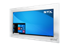 X7318-EX-RT Industrial Panel Monitor with Resistive Touch Screen