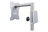 Stainless Steel Wall Mount Bracket - Adjustable