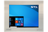 X5215 15 Inch Industrial Touch Panel PC Resisitive Touch and Pcap screen
