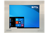 X5217 17 Inch Industrial Touch Panel PC with Resistive Touch or PCap Touch Screen