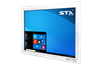X4319-EX-RT Industrial Panel Monitor with Resistive Touch Screen