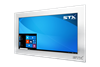 X4324-EX-RT Industrial Panel Monitor with Resistive Touch Screen