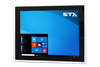 X4512-PT Industrial Panel Monitor with Projective Capacitive (PCAP) Touch Screen