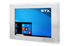 X4510-EX-RT Industrial Panel Extender Monitor with Resistive Touch Screen