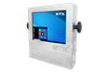 STX Technology X9008-RT Harsh Environment Monitor with Resistive Touch Screen