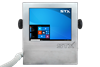STX Technology X9019-RT Harsh Environment Computer with Resistive Touch Screen