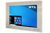 X5219 19 Inch Industrial Touch Panel PC with Resistive Touch or PCap Touch Screen